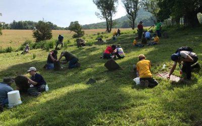 Dickason Cemetery & Boy Scouts