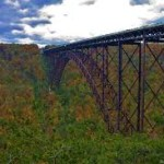 WV Bridge Spanning New River Gorge